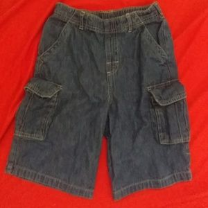 Other - Jean shorts boys elastic waist